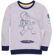 Endo - Bluza przez głowę dla chłopca 3-8 lat C72G081_1