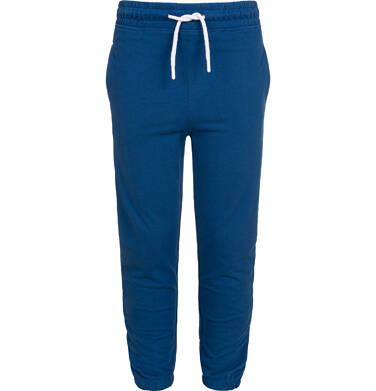 Endo - Spodnie dresowe dla chłopca, ciemnoniebieskie, 2-8 lat C05K020_5,1