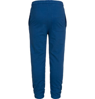 Endo - Spodnie dresowe dla chłopca, ciemnoniebieskie, 2-8 lat C05K020_5,2