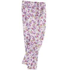 Spodnie typu alladynki dla dziewczynki 4-8 lat D71K045_1