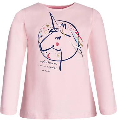 Endo - T-shirt dla dziewczynki 3-8 lat D82G039_1