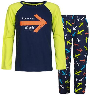 Piżama dla chłopca 9-13 lat C82V508_1