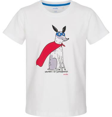 T-shirt z krótkim rękawem dla chłopca 3-8 lat C91G042_1