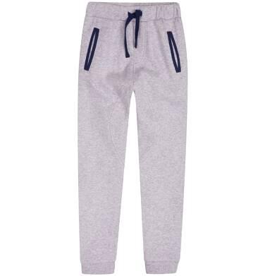 Ciepłe spodnie dresowe dla chłopca 9-13 lat C72K513_1