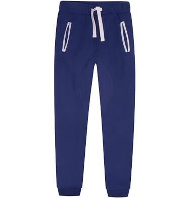Ciepłe spodnie dresowe dla chłopca 3-8 lat C72K013_2