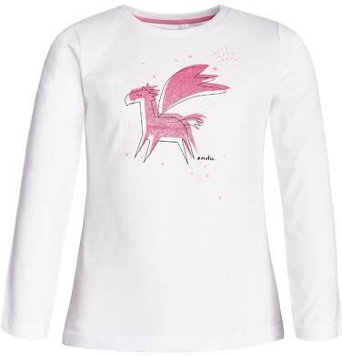 Endo - T-shirt dla dziewczynki 9-13 lat D82G541_1