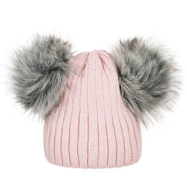 Endo - Czapka zimowa dla dziewczynki D92R022_1