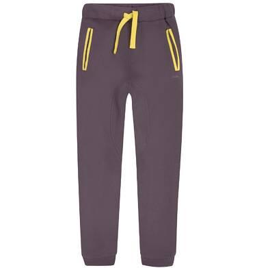 Endo - Ciepłe spodnie dresowe dla chłopca 3-8 lat C72K013_3