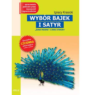 Endo - Wybór bajek i satyr. Żona modna i inne utwory BK92141_1