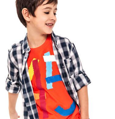 Endo - T-shirt z krótkim rękawem dla chłopca 3-8 lat C91G075_1