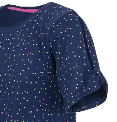Endo - Tunika z krótkim rękawem dla dziewczynki 9-13 lat D91G529_1