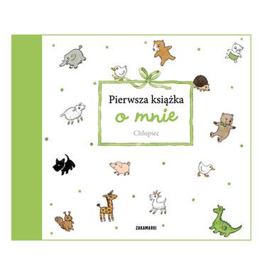 Endo - Pierwsza książka o mnie. Chłopiec BK52034_1