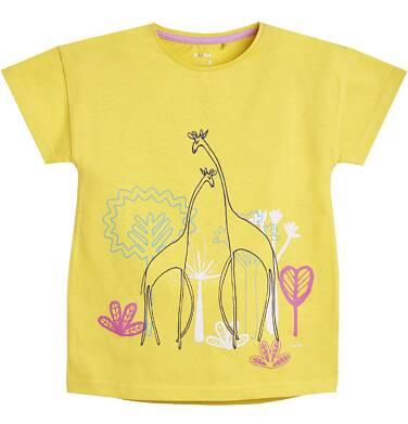 Endo - T-shirt z krótkim rękawem dla dziewczynki 3-8 lat D81G097_1