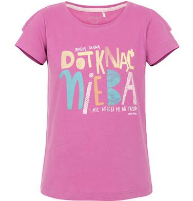 Endo - T-shirt z krótkim rękawem dla dziewczynki 9-13 lat D91G511_1