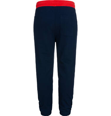 Endo - Spodnie dresowe dla chłopca, granatowe, 2-8 lat C05K021_3,3
