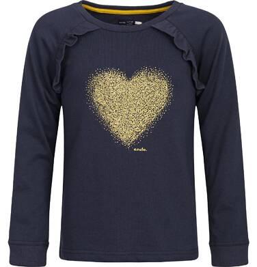 Endo - Bluza dresowa dla dziewczynki 3-8 lat D82C023_1