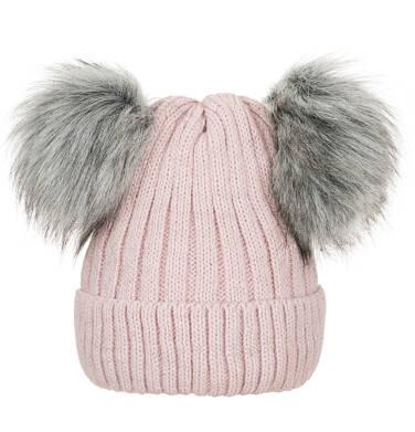 Endo - Czapka zimowa dla dziewczynki D92R024_1