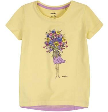 Endo - Tunika z krótkim rękawem dla dziewczynki 9-13 lat D71G582_1