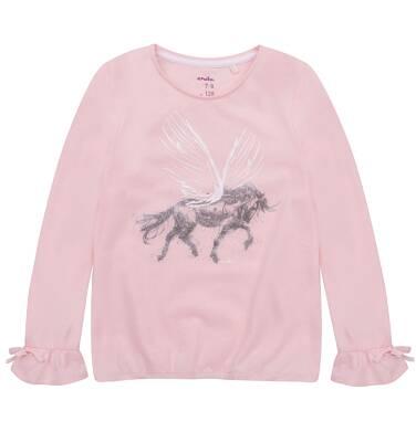 Endo - Bufiasta bluzka dla dziewczynki 3-8 lat D72G028_1