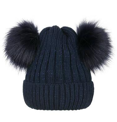 Endo - Czapka zimowa dla dziewczynki D92R024_2