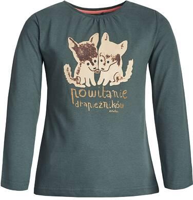 Endo - T-shirt dla dziewczynki 3-8 lat D82G084_1