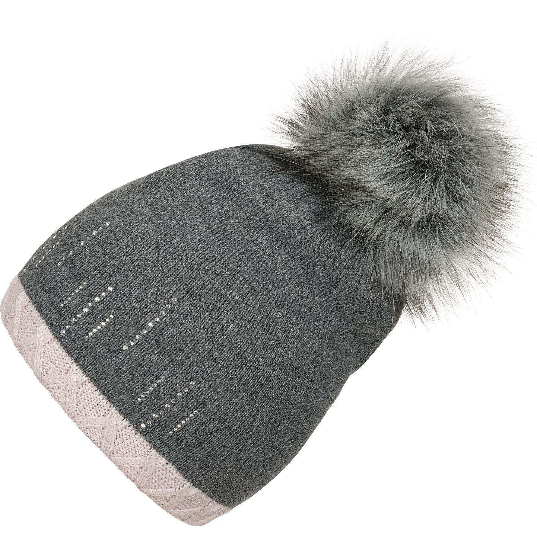 Endo - Czapka zimowa dla dziewczynki D92R025_1