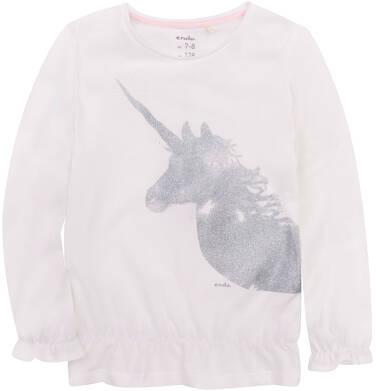 Endo - Bufiasta bluzka dla dziewczynki 3-8 lat D72G058_1