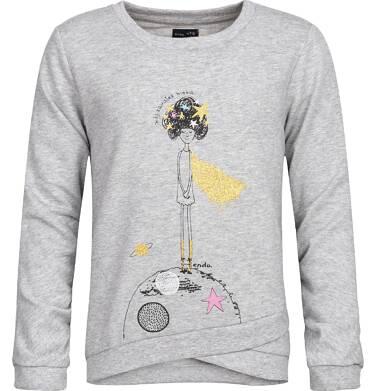 Endo - Bluza dresowa dla dziewczynki 9-13 lat D82C520_1