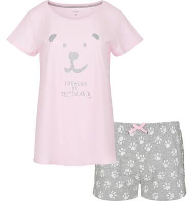 Piżama damska z krótkim rękawem Y91V002_1