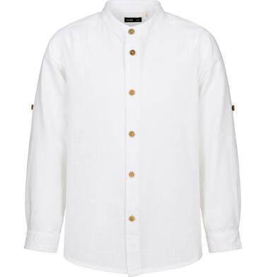 Endo - Koszula dla chłopca, z tygrysem, biała, 9-13 lat C03F512_1 9