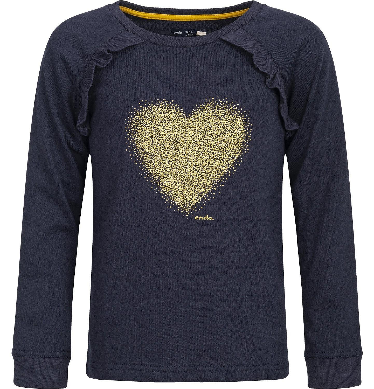 Endo - Bluza dresowa dla dziewczynki 9-13 lat D82C523_1
