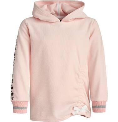 Endo - Welurowa bluza z kapturem dla dziewczynki 9-13 lat D82C524_1