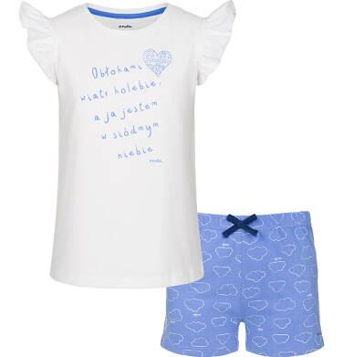 Piżama damska z krótkim rękawem Y91V005_1