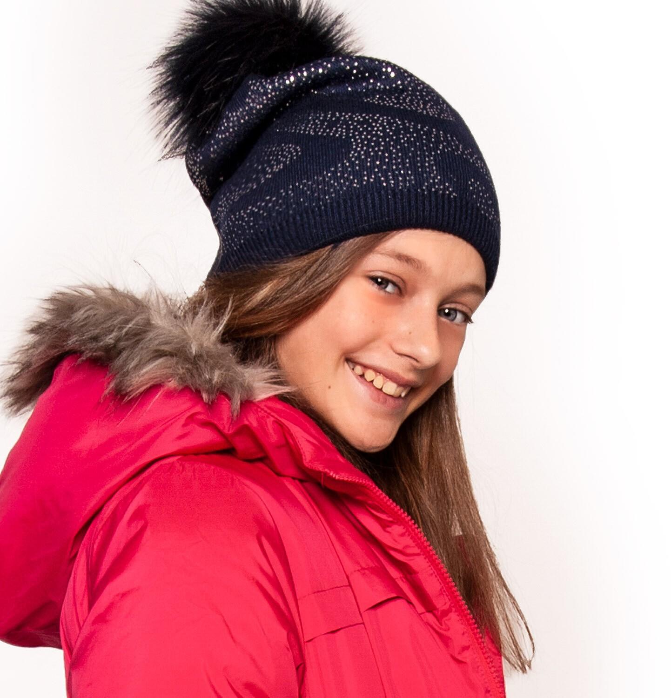Endo - Czapka zimowa dla dziewczynki D92R029_1