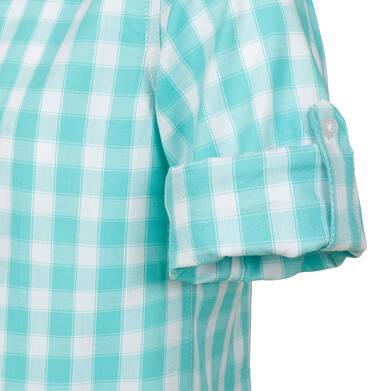 Endo - Koszula dla chłopca, w biało - niebieską kratę, 2-8 lat C03F014_1 84
