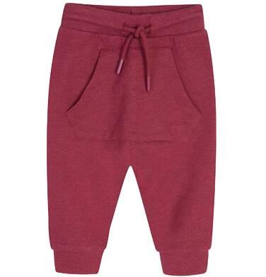 Spodnie dresowe dla dziecka 9 -36 m N72K029_1