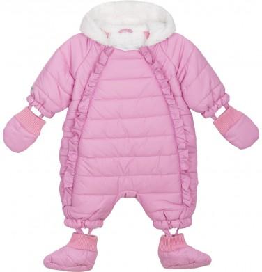 Endo - Kombinezon ocieplany dla dziecka 1-3 lata N82A011_1