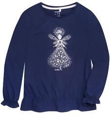Endo - Bufiasta bluzka dla dziewczynki 3-8 lat D72G117_1