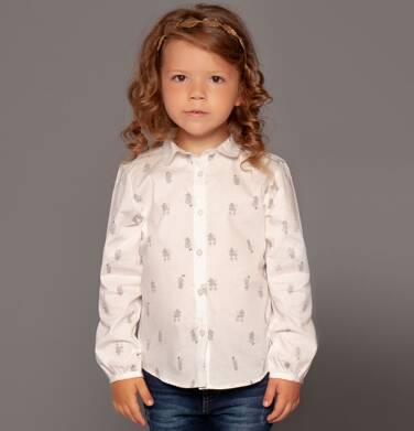 Endo - Koszula z długim rękawem dla dziewczynki 3-8 lat D82F002_2