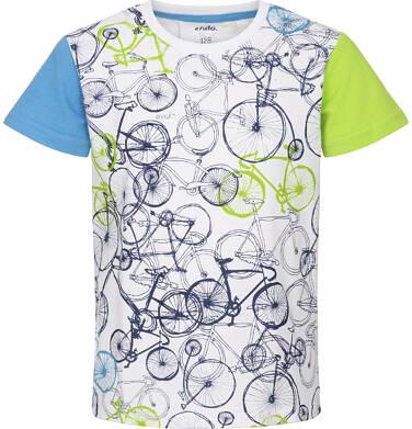 Endo - T-shirt z krótkim rękawem dla chłopca 3-8 lat C91G123_1