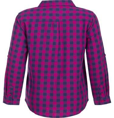 Endo - Koszula flanelowa z długim rekawem dla dziewczynki 3-8 lat D82F008_1