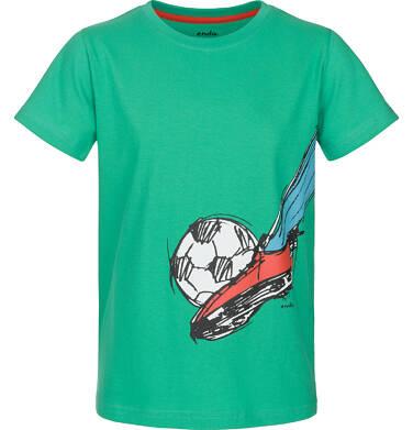 Endo - T-shirt z krótkim rękawem dla chłopca 3-8 lat C91G126_1