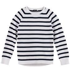 Endo - Sweter w paski dla dziewczynki D61B005_1