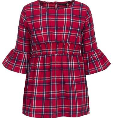 Koszula flanelowa z długim rękawem dla dziewczynki 3-8 lat D82F012_1