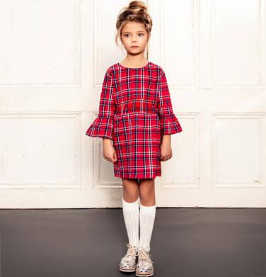 Endo - Koszula flanelowa z długim rękawem dla dziewczynki 3-8 lat D82F012_1