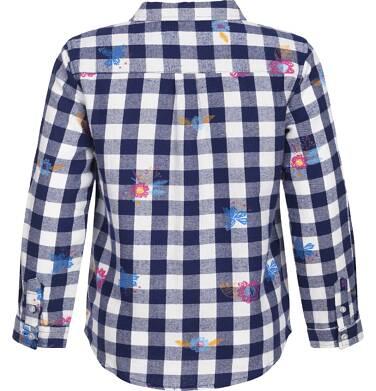 Endo - Koszula flanelowa z długim rekawem dla dziewczynki 3-8 lat D82F014_1