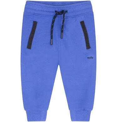 Ciepłe spodnie dresowe dla dziecka 9 -36 m N72K030_1