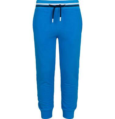 Endo - Spodnie dresowe dla chłopca, niebieskie, 2-8 lat C05K023_1,1