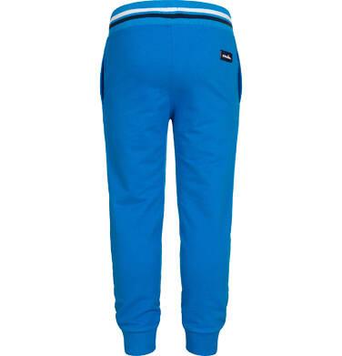 Endo - Spodnie dresowe dla chłopca, niebieskie, 2-8 lat C05K023_1,2