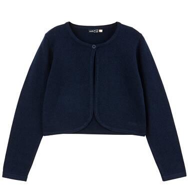 Endo - Sweter-bolerko dla dziewczynki D61B006_2